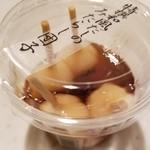 シャトレーゼ - 料理写真:特撰和風出しみたらしカップ 120円