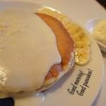 71350548 - ナッツナッツパンケーキ