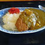 つつじ - 料理写真:「カツカレー」700円