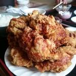 中華料理 順和園 - この盛り‼唐揚げ8個