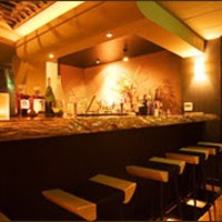 japanesewhisky&spirits Bar 蕾 - 店内奥からの写真②