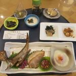 レストラン そら - 「あきたプレート」(¥1,590)