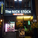 GRILL&PUB The NICK STOCK -