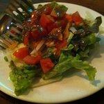 コスタ・ラティーナ - 料理写真:サラダ