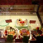 ホームメイドケーキ アンジェ - デコレーションケーキ