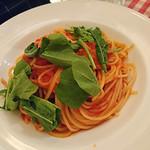 ラ・ヴィレッタ - トマトとルッコラのスパゲッティー