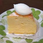 71360494 - チーズケーキ345円(税込)