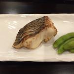 御りょうり屋 伊藤 - 庄内の鯛の幽庵焼き