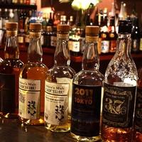 japanesewhisky&spirits Bar 蕾 - ジャパニーズウイスキー色々