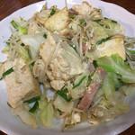 大木海産物レストラン - いい塩梅でいい肴です
