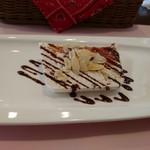 タベルナ・ポルポーレ - チョコレートのセミフレッド