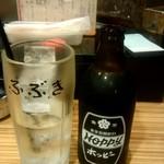 ふぶき - ホッピーセット:390円