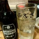 ふぶき - ホッピー中:150円