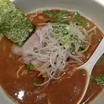 麺屋百式 - 魚介とんこつ