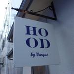 HOOD by Vargas - ☆こちらの看板が目印です(^^♪☆