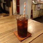 HOOD by Vargas - ☆アイスコーヒー!(^^)!☆