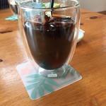 レアレア&レアレア - アイスコーヒー。