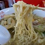 味登利食堂 - 麺