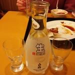 花の木 - 冷酒697円*2