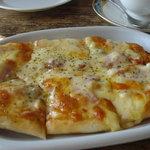 クリストバル - ベーコンのスタンダードピザ