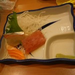 八菜香 - 料理写真:食べちゃったけど…二切れずつあります❗️