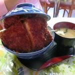志をじ - ソースカツ丼