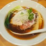中華蕎麦 はる - 中華蕎麦780円