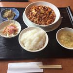 川菜味 - マーボー豆腐 ¥865-