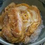 田中屋 - ミニカツ丼 350円