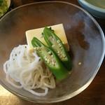 71376522 - 天ぷら定食に付いてきました