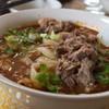 chuukaryourikaen - 料理写真:羊肉刀削麺