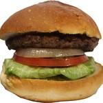 サントゥーダイナー - ハンバーガー