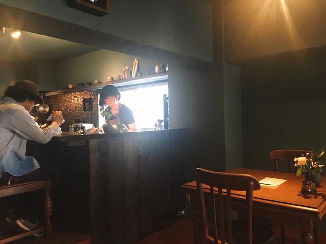 喫茶 カラメル堂>