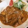 Babon - 料理写真:ハンバーグのオリジナルライス