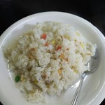 中華料理 餃子屋台 - ガーリックチャーハン