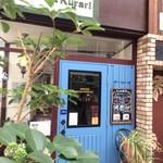 71379585 - 神戸=マリンブルーのイメージ通りの、爽やかな青が印象的なドア(2017.8.12)