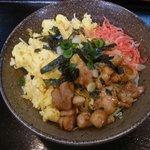 仲町食堂 - 料理写真:震災チャリティーメニュー「桜sakura」
