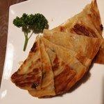 中国料理 華龍 - 葱塩風味中華クレープ(葱油餅)