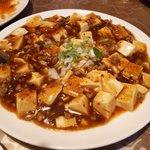 中国料理 華龍 - マーボー豆腐(麻婆豆腐)