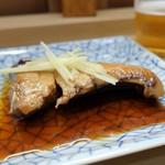 家庭料理 小川 - ぶりてり焼き