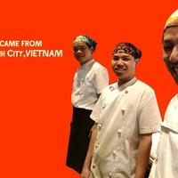 チャオルア - ベトナム南部からやってきました。味付けは南寄りです。北部より濃いめになります。