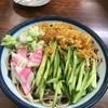 長寿庵 - 料理写真:これは皿ではなく丼です。結構な量。