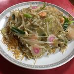 味華園 - 皿うどん大780円(税込)