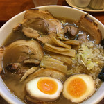 めん 和正 - 料理写真:中華麺、チャーシュー、味玉