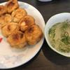 ぎょうざ衛門 - 料理写真:期間限定 出汁につけて食べる餃子