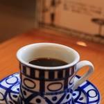 ティールーム 霧笛 - Danskのカップで、ブレンド