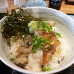 長崎平戸港 大阪福島酒場 - 海鮮丼