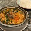 大倉山 - 料理写真:トップフォト チゲ鍋とライス