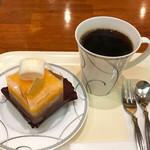 ビザロ - ケーキセット650円(税込)