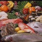 プティ・ホテル セ・ボン - 料理写真:オーナーシェフが選ぶ厳選素材